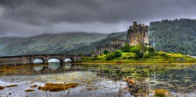 Fototapeta Eilean Donan w Szkocji