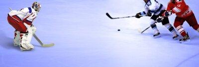 Fototapeta Eishockey Weltmeisterschaft