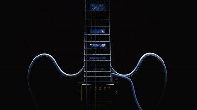 Fototapeta Electric Guitar Streszczenie