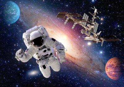 Fototapeta Elementy tego zdjęcia dostarczone przez NASA.