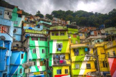 Fototapeta  Favela
