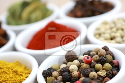 Fototapeta Flavors