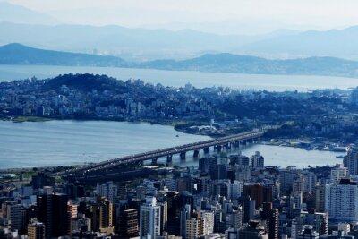 Fototapeta Florianópolis - Santa Catarina - Brazylia