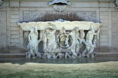 Fontanna w Wiedniu
