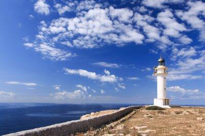 Fototapeta Formentera latarnia