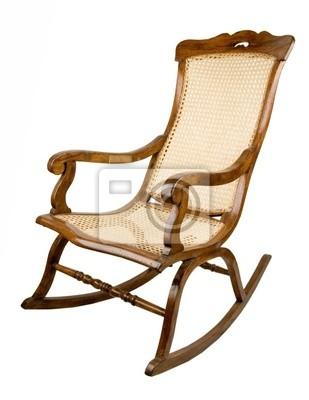 Fotele Bujane Fototapeta Fototapety Obcięty Kołysanie Dziadek