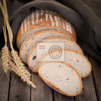 Fototapeta Frisches Brot