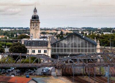 Fototapeta Gare de La Rochelle
