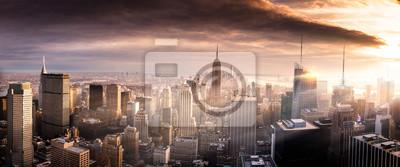 Fototapeta genialni Manhattan