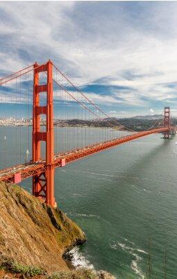 Fototapeta Golden Gate Bridge w San Francisco, Kalifornia