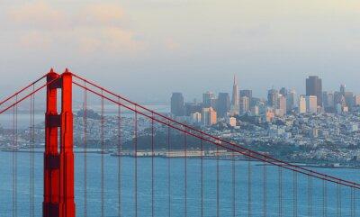 Fototapeta Golden Gate Bridge w San Francisco, Kalifornia, USA