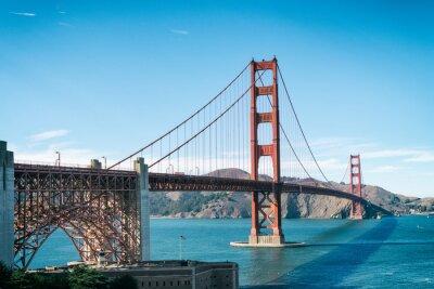 Fototapeta Golden Gate, San Francisco Stany Zjednoczone