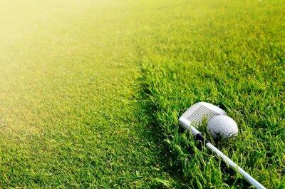 Fototapeta Golf Miejmy