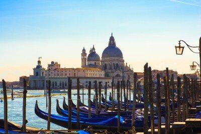 Fototapeta Gondolas, Venice