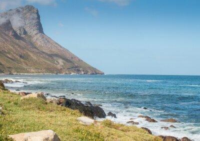 Fototapeta Gordona Bay RPA przybrzeżnych górskie drogi