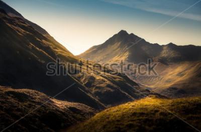 Fototapeta Góry w Highland, Szkocja