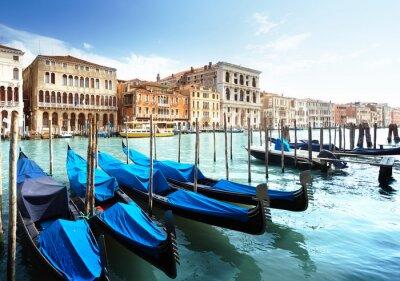 Fototapeta Grand Canal, Wenecja, Włochy