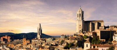 Fototapeta Hiszpania - Girona