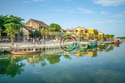 Fototapeta Hoi An Ancient Town, Wietnam