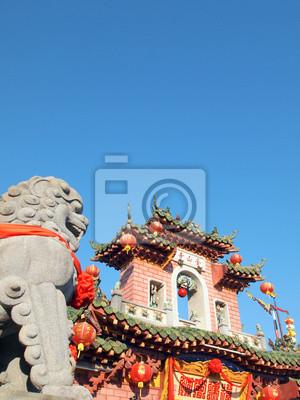 Fototapeta Hoi An Ancient Town, Wietnam - Listę Światowego Dziedzictwa UNESCO