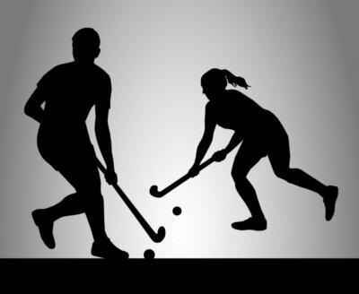 Fototapeta Hokej - 35