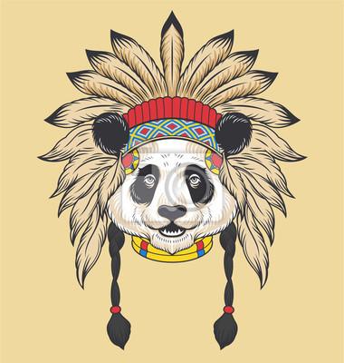 Panda Indianin