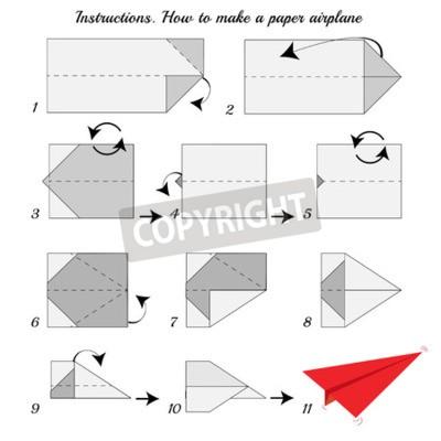 Origami Fan Instructions