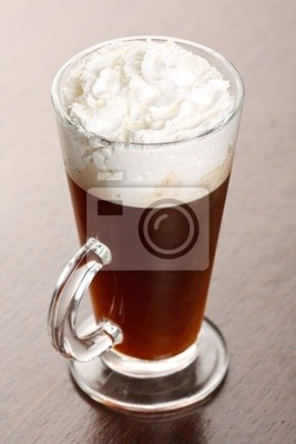 Fototapeta Irish Coffee