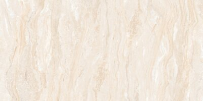 Fototapeta Ivory beige marble texture background with natural Italian slab marble background for interior and exterior home wallpaper, ceramic granite tile surface