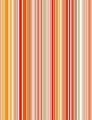 Fototapeta Jednolite jasne pełne kolorów pasków. Ilustracja wektora f