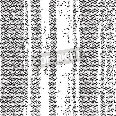 Fototapeta Jednolite streszczenie monochromatyczny wzór.