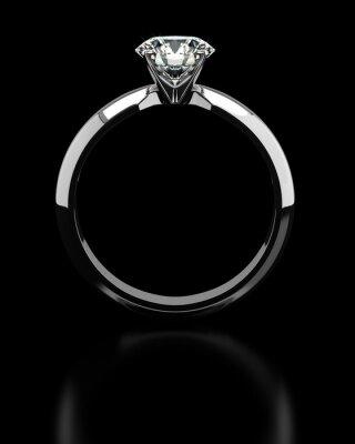 Fototapeta Jedynka Diamond Ring