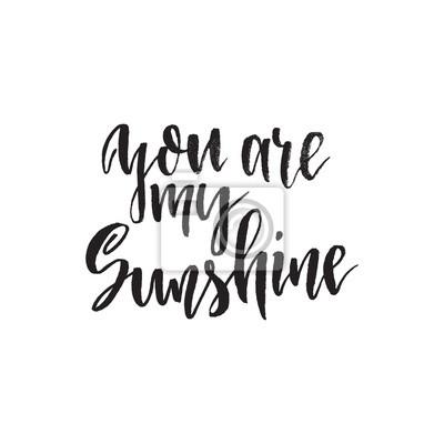 Jesteś Moim Słońcem Inspirujące Cytaty O życiu Pozytywne Zdanie