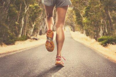 Fototapeta Jogging