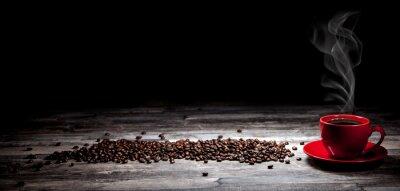 Fototapeta Kaffee Hintergrund