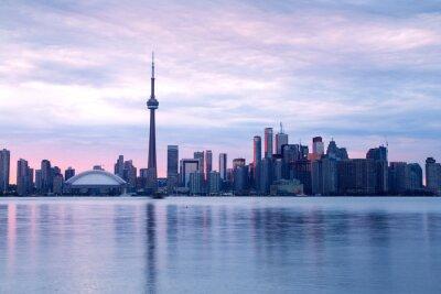 Fototapeta Kanada - Toronto - Skyline