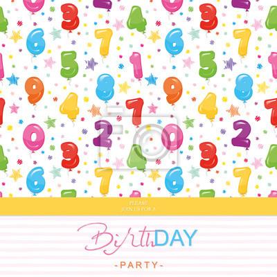 Karta Zaproszenie Na Przyjęcie Urodzinowe Dla Dzieci Zawiera