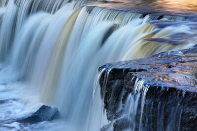 Fototapeta Keila wodospad w Estonii