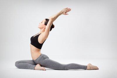 Fototapeta Kobieta jogi