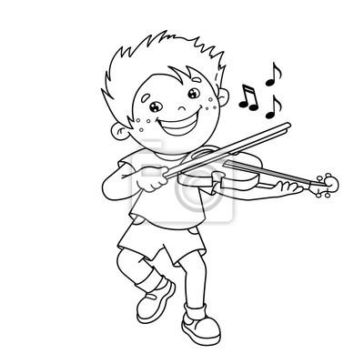 Kolorowanki Instrumenty Muzyczne Maluchy Pl