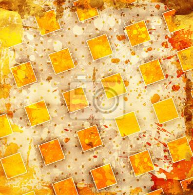 Fototapeta kolorowe tło grunge