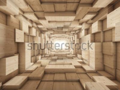 Fototapeta koniec tunelu