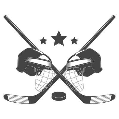 Fototapeta Konkurs na lodzie chempionship logo wektor
