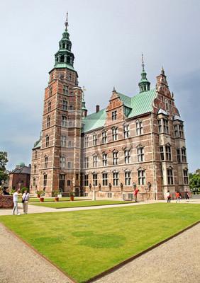 Kościół w Kopenhadze, Dania