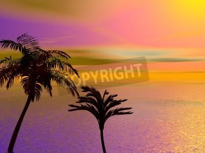Fototapeta Kraje tropikalne