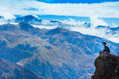 Fototapeta krajobraz Peru