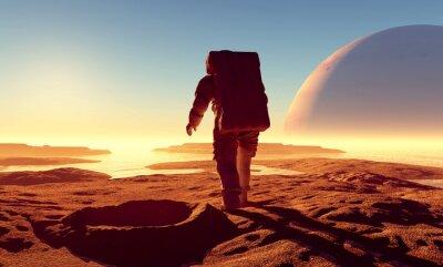 Fototapeta Krater