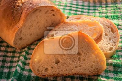 Fototapeta Krojonego chleba, na Pic Nic