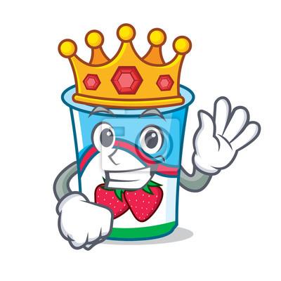 kreskówka króla wzgórza