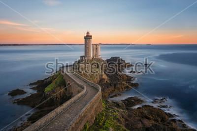 Fototapeta Latarnia morska we Francji